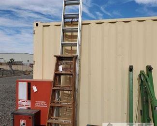 #7901 • 3 ladders