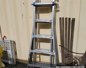 #7907 • 21ft. Ladder