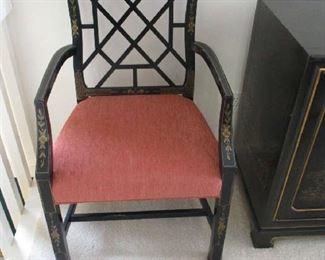 John Widdicomb dining chair