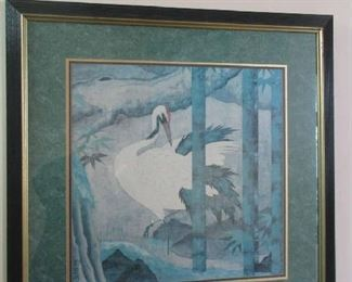 Oriental artwork