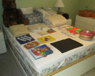 Bed and children's items