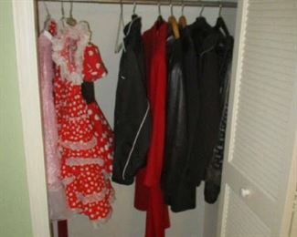 Clothing and jackets