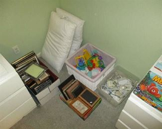 Frames and children's items