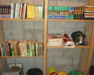 Books and household