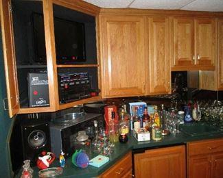 Glassware and barware