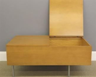 George Nelson for Herman Miller Blanket Storage table