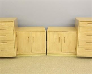 Edward Wormley for Dunbar Step Top chests