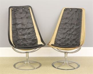 "Bruno Mathsson ""Jetson"" Chairs"