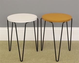 Florence Knoll Stacking Tables