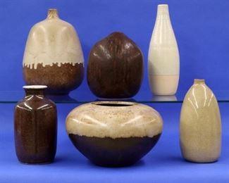 Raymor and Mid Century studio pottery