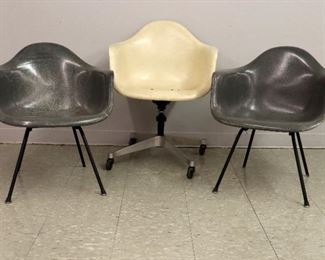 Eames for Herman Miller Shell Chairs