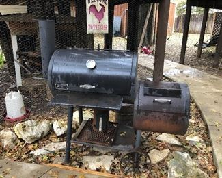 Old Country Smoker