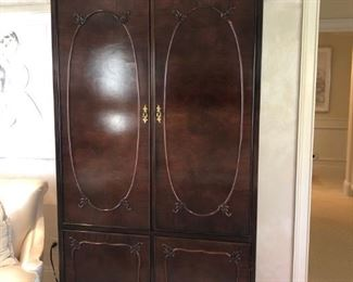 Century Furniture Mahogany Armoir