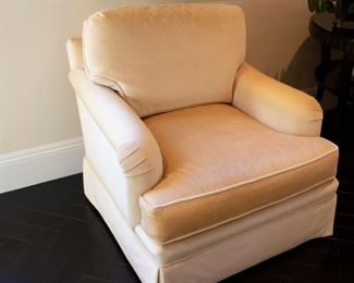 Baker Furniture Club Chair