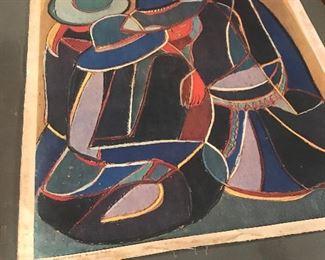 Nan Cuz Schafer, Guatemalan artist