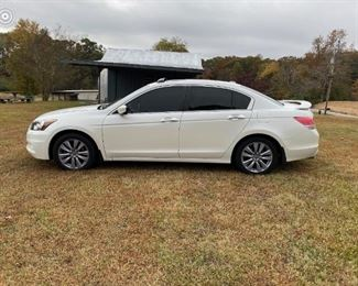2011 Honda Accord EXL V6 LOADED
