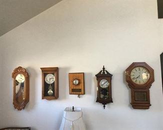 Misc. Wall Clocks