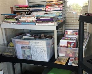 LOTS of Crafting Books & Magazines