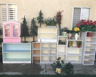 Misc. Bookcases