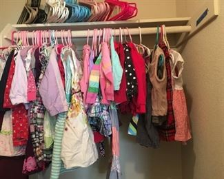 Girl's Toddler Clothing