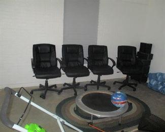 5 nice swivel chairs