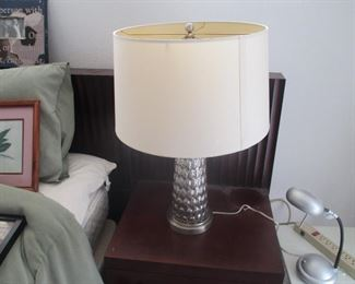 PAIR modern lamps