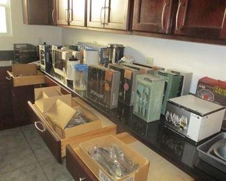 kitchen filled