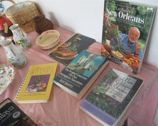 New Orleans related books
