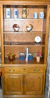 Buffet with drawers