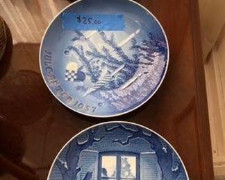 Danmark B&G plates