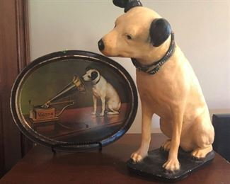 """NIPPER"" - The RCA dog"