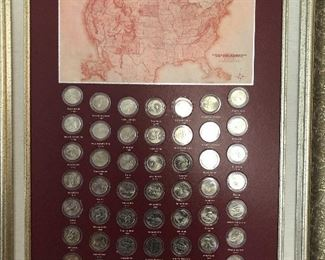 The U.S. Quarter collecction