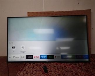 "UHD TV 65"" MU6290 4K Smart Hub Has Screen Issue Right Side is Darker"