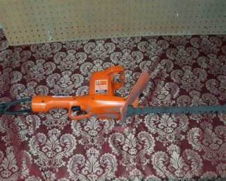 B&D Shrub & Hedge Trimmer