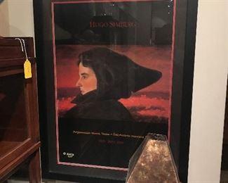 Willi's wine bar framed print