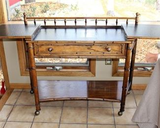 Matching Bar Cart