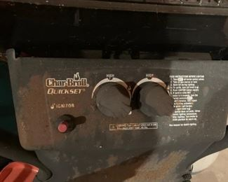 #56Char broil grill quick start $60.00
