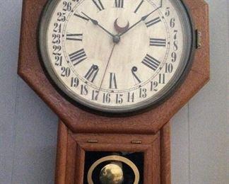 Living Room - Wall clock