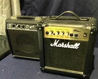 Two Guitar Amplifers https://ctbids.com/#!/description/share/275865
