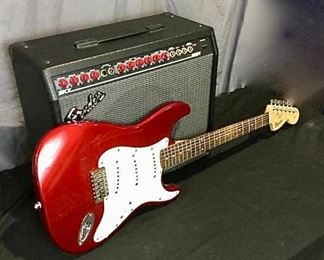 Fender Guitar and Amplifier https://ctbids.com/#!/description/share/275869