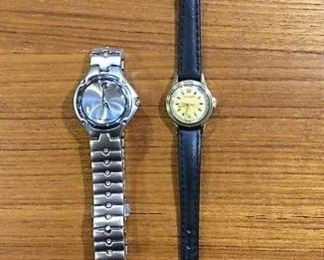 Pair of Ladies Movado Watches https://ctbids.com/#!/description/share/275928