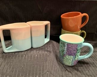 Vintage Signed Padilla Mugs & More! https://ctbids.com/#!/description/share/275819