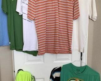 Golf Shirts, T Shirts & Shorts https://ctbids.com/#!/description/share/275824