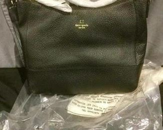 Brand New Kate Spade Black Handbag- Christmas Present! https://ctbids.com/#!/description/share/275837