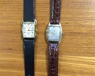 Mens Wittnauer and Bulova Watches      https://ctbids.com/#!/description/share/275926