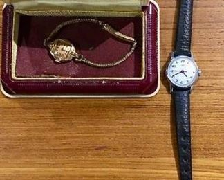 Ladies Timex and GRUEN Watches https://ctbids.com/#!/description/share/275927
