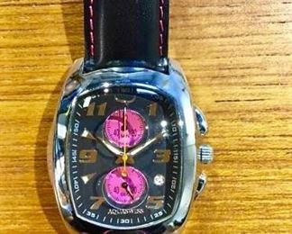 Men's Aquaswiss Chronograph Watch https://ctbids.com/#!/description/share/275930
