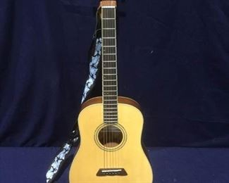 Laguna student/parlor acoustic guitar https://ctbids.com/#!/description/share/275939