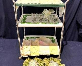 Vintage Kitchen Cart https://ctbids.com/#!/description/share/275984