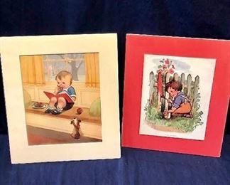 Pair of Pictures https://ctbids.com/#!/description/share/275993